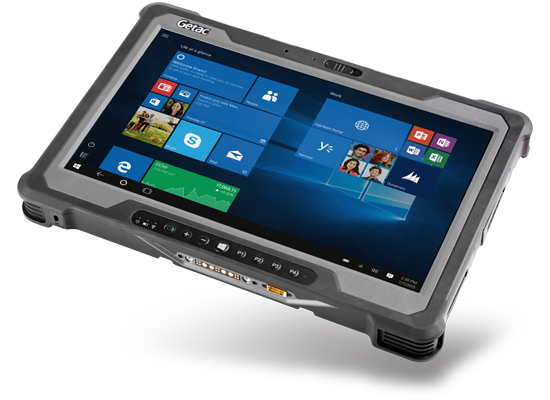 Getac Rugged Notebook